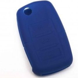 COQUE CLE PILP CLE GOLF VOLKSWAGEN TOUREG JETTA  NEW BEETLE GOLF  BLEU