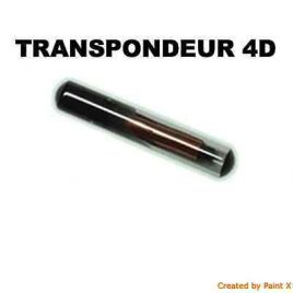 TRANSPONDEUR ANTIDEMARRAGE 4D CHRYSLER