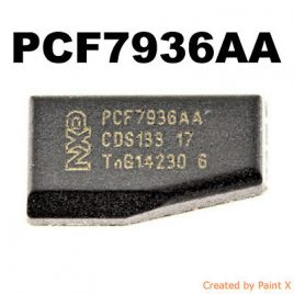 TRANSPONDEUR ANTIDEMARRAGE PCF7936AA  AUDI