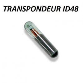 TRANSPONDEUR ANTIDEMARRAGE ID48 FIAT