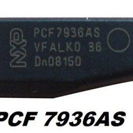 TRANSPONDEUR ANTIDEMARRAGE PCF7936AS ID46 POUR FIAT