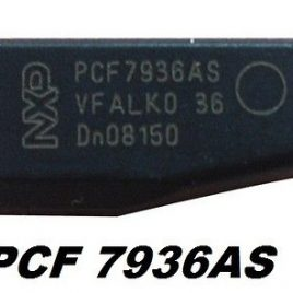 TRANSPONDEUR PCF7936  POUR AUDI A8