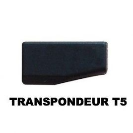 TRANSPONDEUR ANTIDEMARRAGE T5 CITROEN NISSAN HONDA FIAT BUICK VAG AUDI