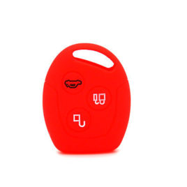 HOUSSE SILICONE FORD FOCUS FIESTA KA MONDEO TRANSIT CONNECT ROUGE
