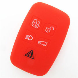 COQUE HOUSSE SILICONE LAND ROVER RANGE ROVER ROUGE