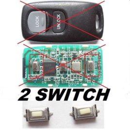2 X BOUTON SWITCH MAZDA 2 3 5 6 323 626 RX7 RX8 XEDOS PREMACY