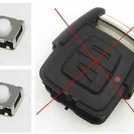 BOUTONS SWITCH OPEL OMEGA,SAFIRA,ASTRA,FRONTERA, VECTRA,VAUXHALL 6*6*3.5