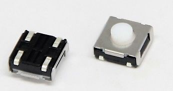 2 BOUTONS SWITCH RENAULT PEUGEOT OPEL NISSAN AUDI  6*6*3,5