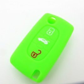 COQUE HOUSSE SILICONE CLE PEUGEOT 107 206 207 307 407
