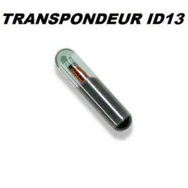 TRANSPONDEUR ANTIDEMARRAGE ID13 POUR SAAB