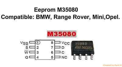 1 x Eeprom M35080 M35080VP 35080V6 08ODOWQ