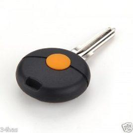 Coque De Clé Télécommande 1 Bouton Pour BMW Smart ForTwo 450