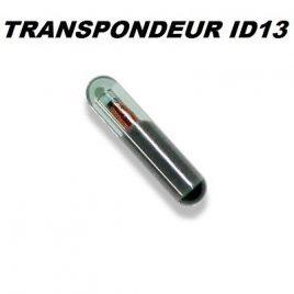 TRANSPONDEUR ANTIDEMARRAGE  ID13 POUR CHEVROLET