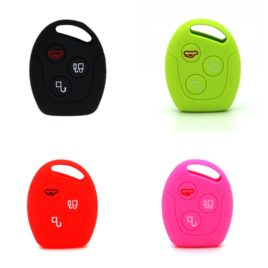 HOUSSE SILICONE FORD FOCUS FIESTA KA MONDEO TRANSIT CONNECT NOIR, ROUGE,