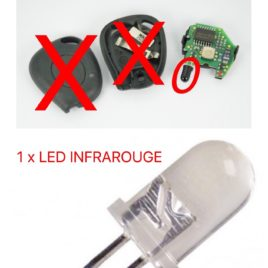 REPARATION POUR RENAULT MEGANE LED INFRAROUGE